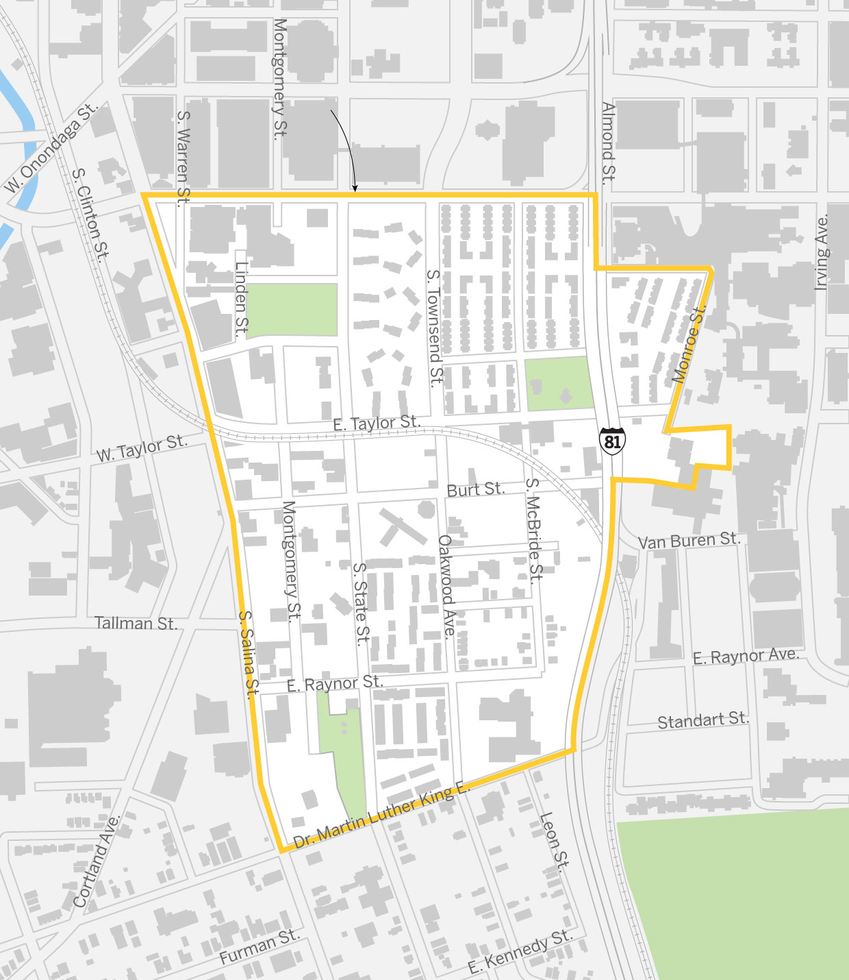 Syracuse Housing Authority plan uses I-81 project to